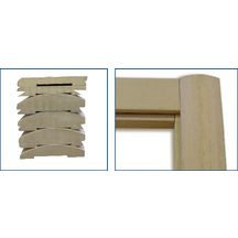 Kit couvre joints bois scrigno 28 images kit couvre - Couvre joint bois ...