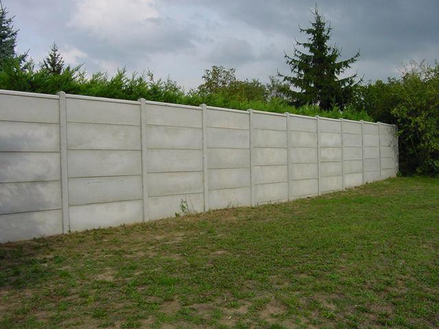 Clotures Nicolas Poteau Cloture Mixte Beton Teinte Gris 225x9x12 Cm Point P