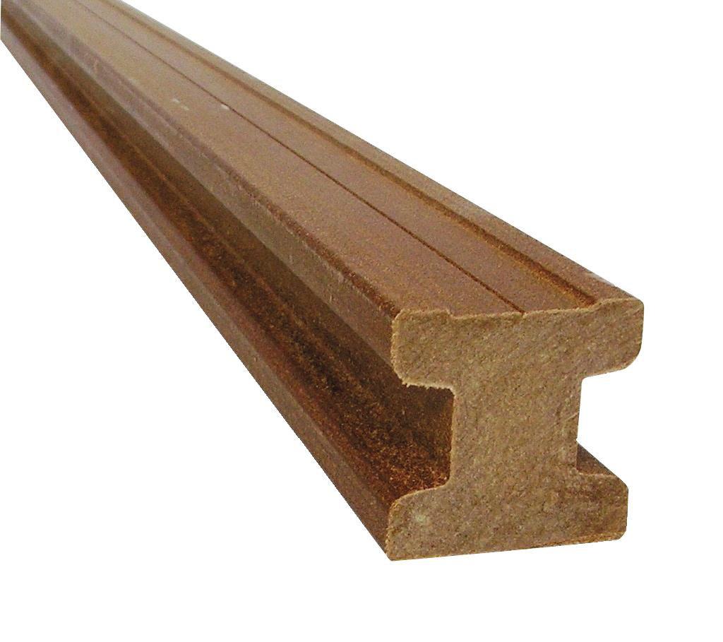 silvadec lambourde bois composite forexia brun silvadec. Black Bedroom Furniture Sets. Home Design Ideas