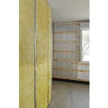 laine de verre par phonic nu p 45 mm 13x0 6m r 1. Black Bedroom Furniture Sets. Home Design Ideas