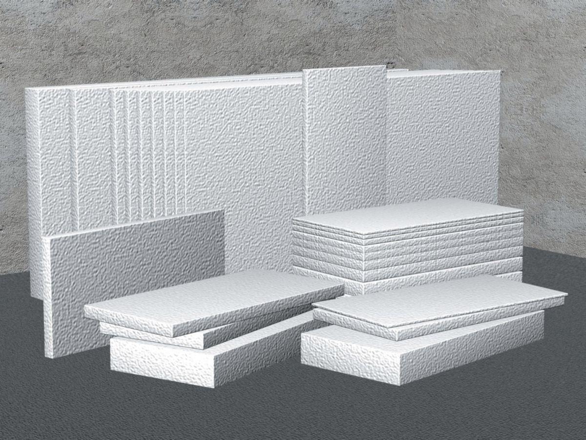 awesome panneau deltibat polystyrne paisseur mm xm deltisol pltre isolation ite de matriaux de. Black Bedroom Furniture Sets. Home Design Ideas