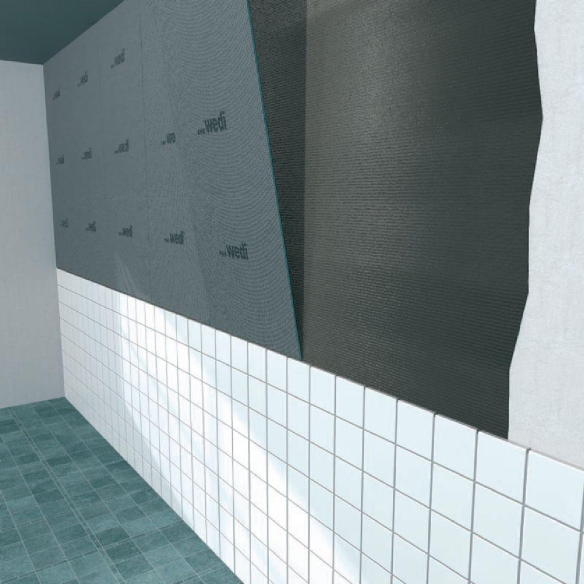 meuble salle de bain wedi best receveur de douche caniveau carreler de forme carr grille. Black Bedroom Furniture Sets. Home Design Ideas