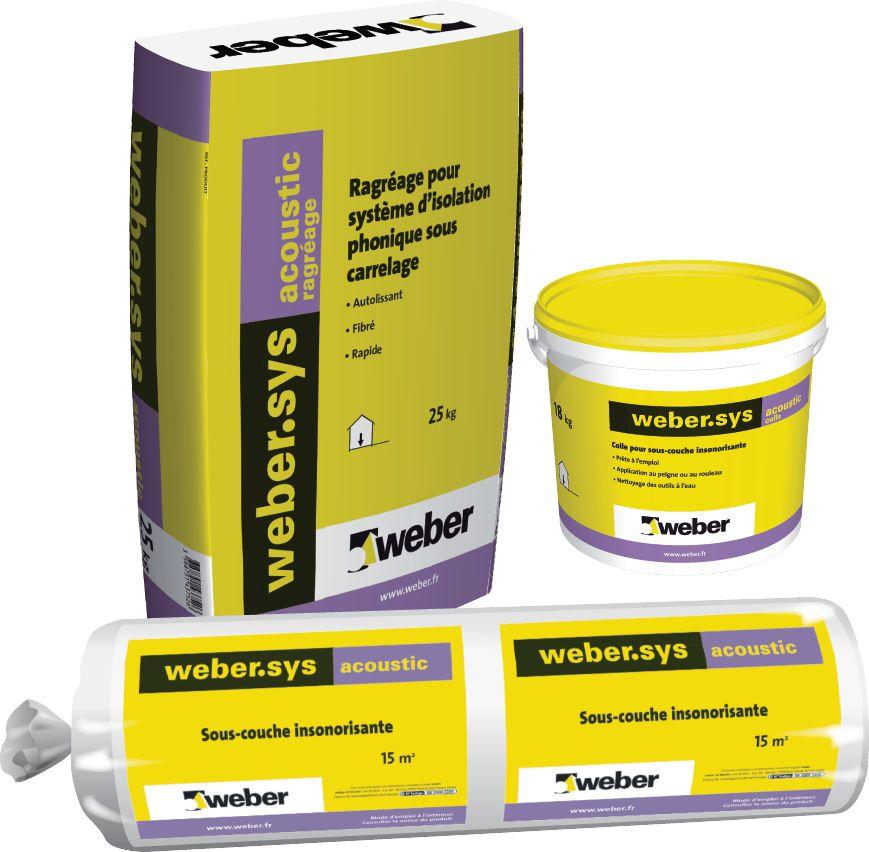 Colle weber pro construction maison b ton arm for Colle a carrelage weber