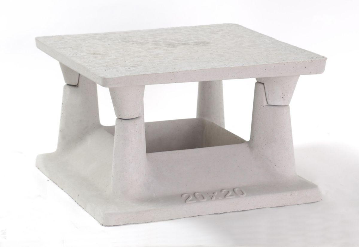 legouez aspirateur extracteur statique b ton ventyl l. Black Bedroom Furniture Sets. Home Design Ideas