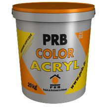 Enduit COLOR ACRYL blanc seau 20kg