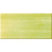 Carrelage mural fa ence tonus vert satin 20x40 cm for Point vert carrelage