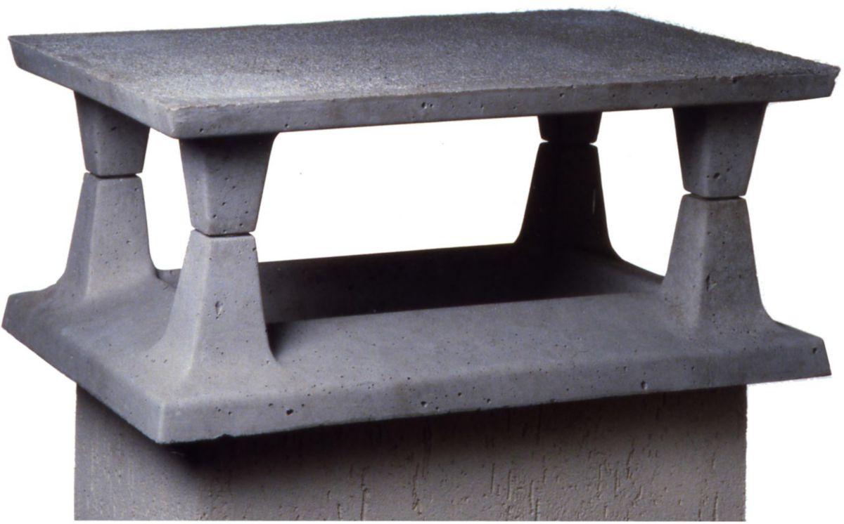 sortie de chemine en terre cuite plaque tanchit sortie de toit with sortie de chemine en terre. Black Bedroom Furniture Sets. Home Design Ideas