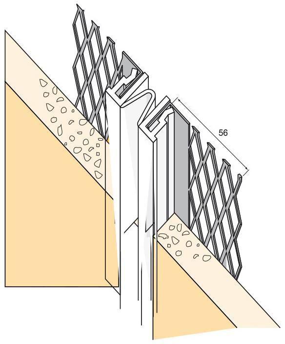 joint de dilatation mur parpaing awesome monter un mur en. Black Bedroom Furniture Sets. Home Design Ideas