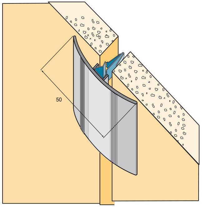 joint dilatation mur great joint de dilatation en pvc. Black Bedroom Furniture Sets. Home Design Ideas