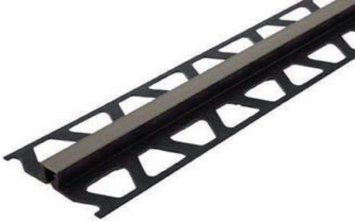 Joint De Fractionnement Gris Schlüter®  DILEX BWS   PVC/CPE Souple   H. 10  Mm X L. 2,5 M   SCHLUTER SYSTEMS   Décoration Intérieure   Distributeur De  ...