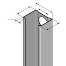 montant ossature plaque pl tre m70 spp l 3 2 m 68 5x39x41 cm spp pl tre isolation ite. Black Bedroom Furniture Sets. Home Design Ideas