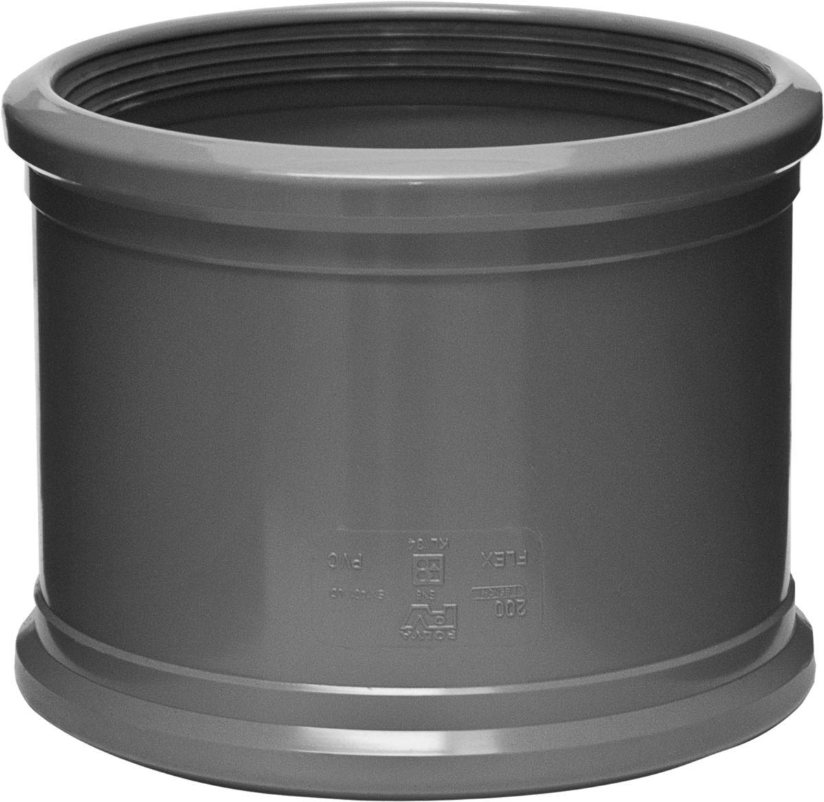 Manchon Pvc Coulissant Sdr41cr4 Diamètre 110mm Pipelife 1196900809