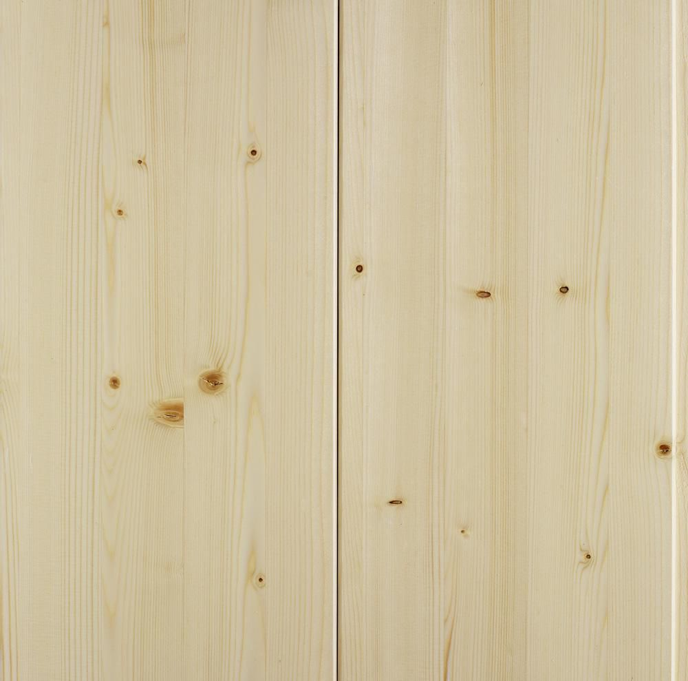 Sca Wood France Lame A Volet Sapin Blanc Du Nord Choix A B 4 Chanfreins L 5 10 M 27x90 Mm Point P