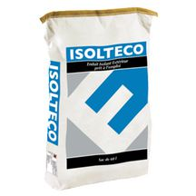 Enduit thermo-isolant ISOLTECO 60L sac 14kg