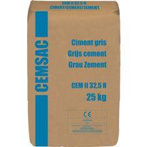 S 32 CEM Ciment CIMENTS 5 CE R L EQIOM multi usages M IIB WYqaF0pq