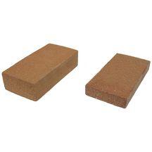 brique r fractaire flamm e 220x110x55 mm fayol mat riaux bois gros oeuvre distributeur. Black Bedroom Furniture Sets. Home Design Ideas
