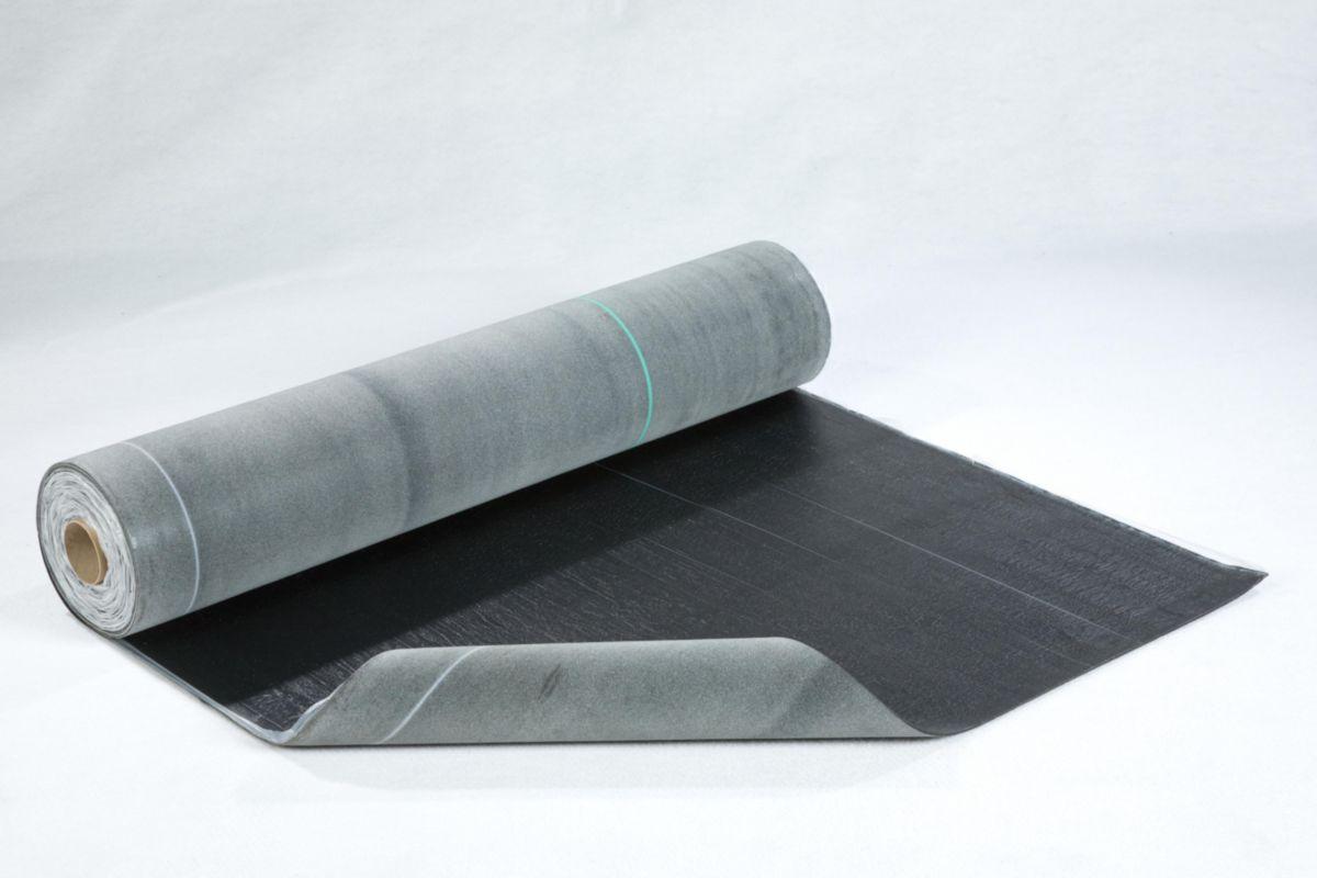 Siplast Feuille Etancheite Bitume Elastomere Sbs Paradiene 35 S R4 Gres En Sous Face Film En Surface Ep 3 5 Mm Rouleau 5x1 M Point P