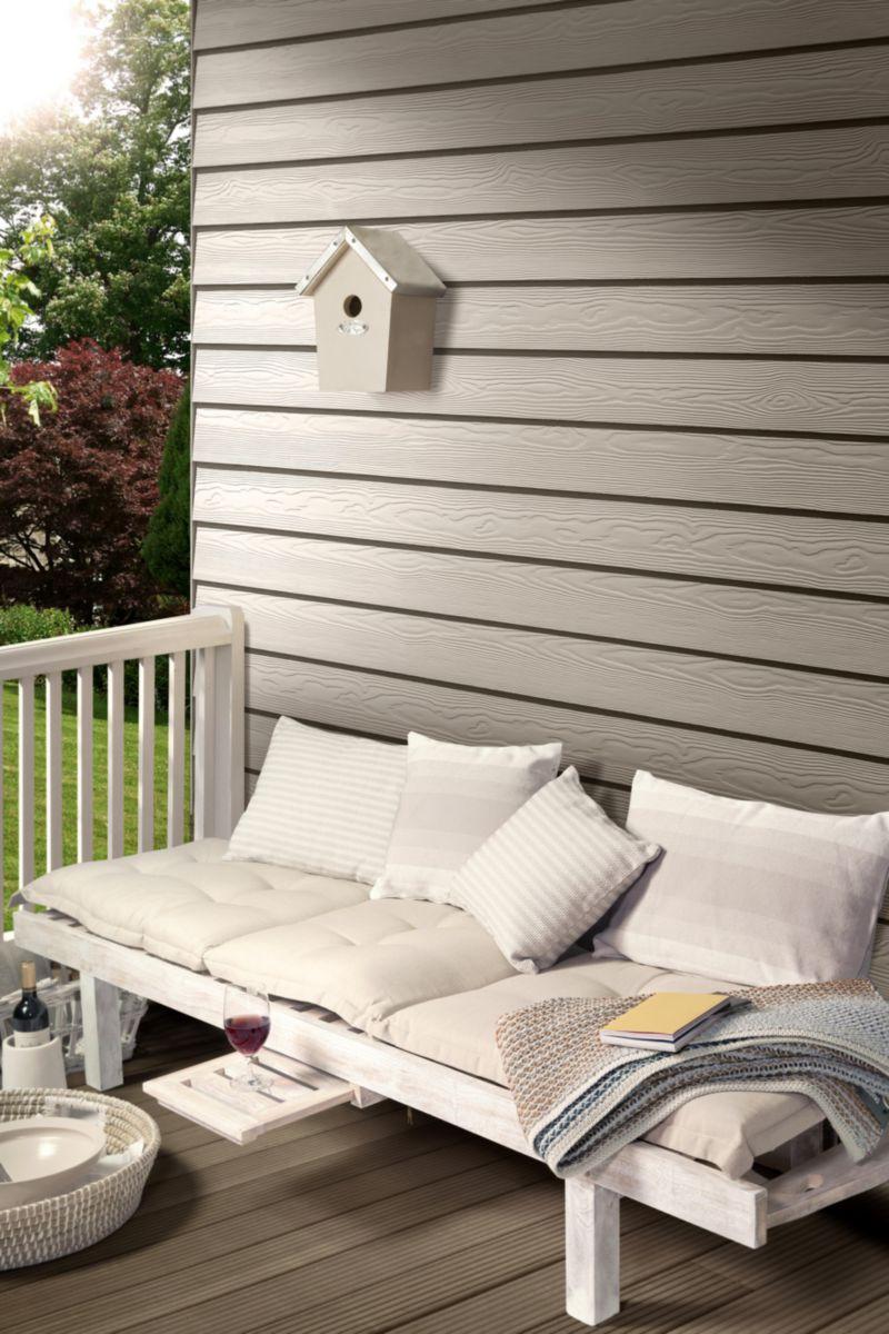 eternit cedral bardage c dral lap classic fibre ciment. Black Bedroom Furniture Sets. Home Design Ideas