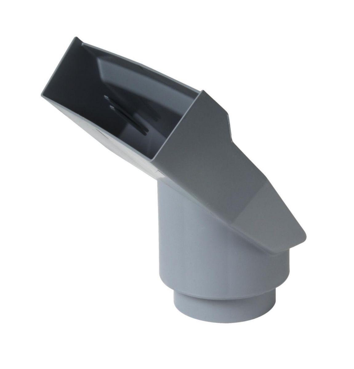 Adaptateur Ventilation Chatire Tac Avtx Nicoll Mm Nicoll Couverture De  Matriaux De Pointp With Installer Une Chatiere Sur Porte Pvc