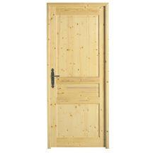 Porte interieure en pin c2v16 porte d 39 interieur 2 for Porte interieure en pin massif