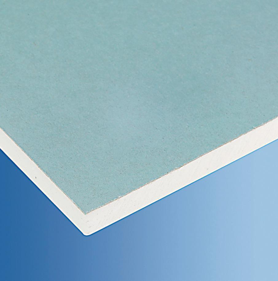 knauf plaque de pl tre kh ba 18 hydro knauf 2 5x1 2 m. Black Bedroom Furniture Sets. Home Design Ideas