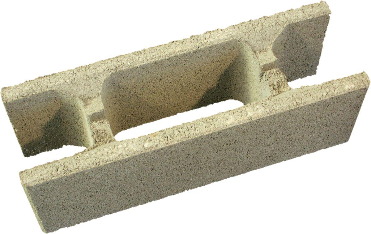 volume beton bloc a bancher finest bloc de bton bancher. Black Bedroom Furniture Sets. Home Design Ideas