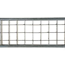 grille caillebotis acier galvanis draineco 150 pour. Black Bedroom Furniture Sets. Home Design Ideas