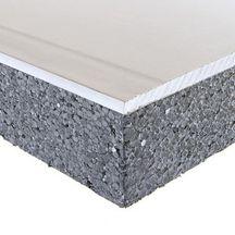 doublage coller pse placomur performance 13 80 mm 2 6x1 2 m r 2 55 m k w lambda 32. Black Bedroom Furniture Sets. Home Design Ideas