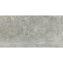 Carrelage Sol Extérieur Grès Cérame émaillé Antidérapant Kenny Gris Mat 30x60 Cm ép 87 Mm