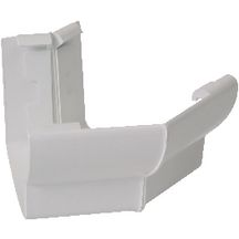 Angle ext�rieur 135� PVC pour goutti�re Ovation LG28 blanc Nicoll