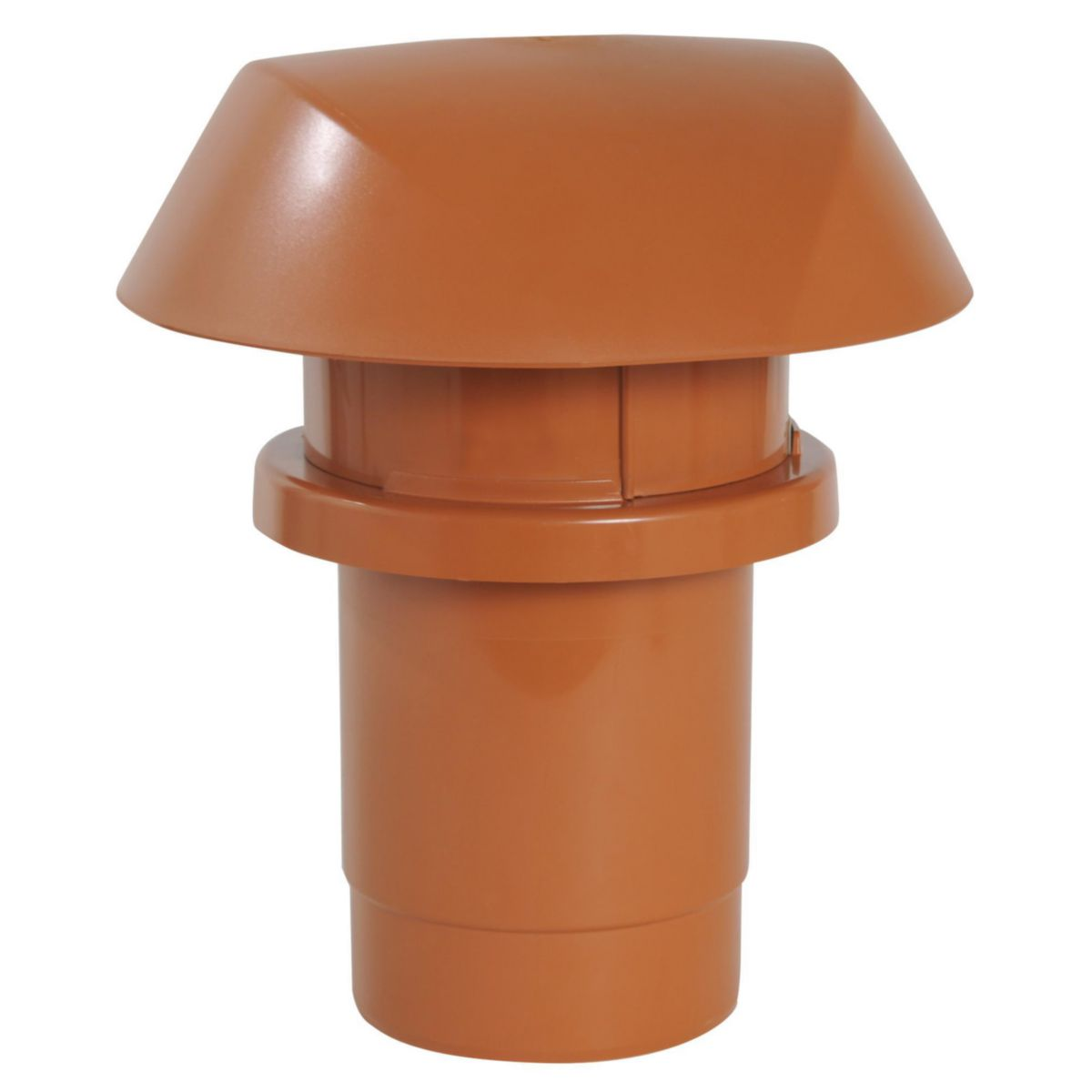 Point p tuiles simple closoir de ventilation rigide - Chapeau cheminee terre cuite ...
