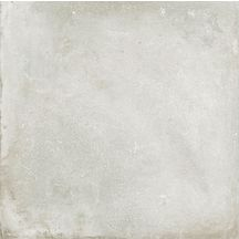 Carrelage sol int�rieur gr�s c�rame �maill� Hector blanc - 60x60 cm