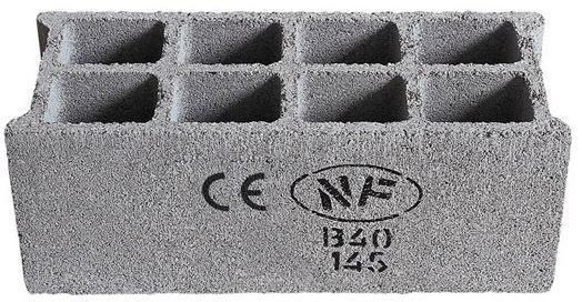 galvanis/é lot de 50 CELO 910100HBRSB 910100HBRSB-Taco long pour brique creuse HBR 10-100 SSK incl Vis hexagonale avec rondelle gris