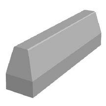 bordure cr18 b ton gris l 1 m 20x30 cm fimat gros oeuvre bpe voirie tp distributeur. Black Bedroom Furniture Sets. Home Design Ideas