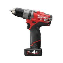 Perceuse à percussion sans fil Milwaukee M12 CPD-402C - 12 V/4,0 Ah Li-Ion