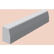 bordure b ton t1 fimat 20ab608 classe u b pleine masse 1 m ultibat gros oeuvre bpe voirie tp. Black Bedroom Furniture Sets. Home Design Ideas