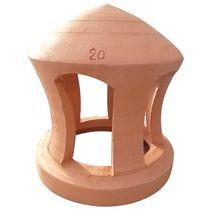 lanterne femelle bo51 terre cuite 20 cm terreal toiture charpente distributeur de. Black Bedroom Furniture Sets. Home Design Ideas