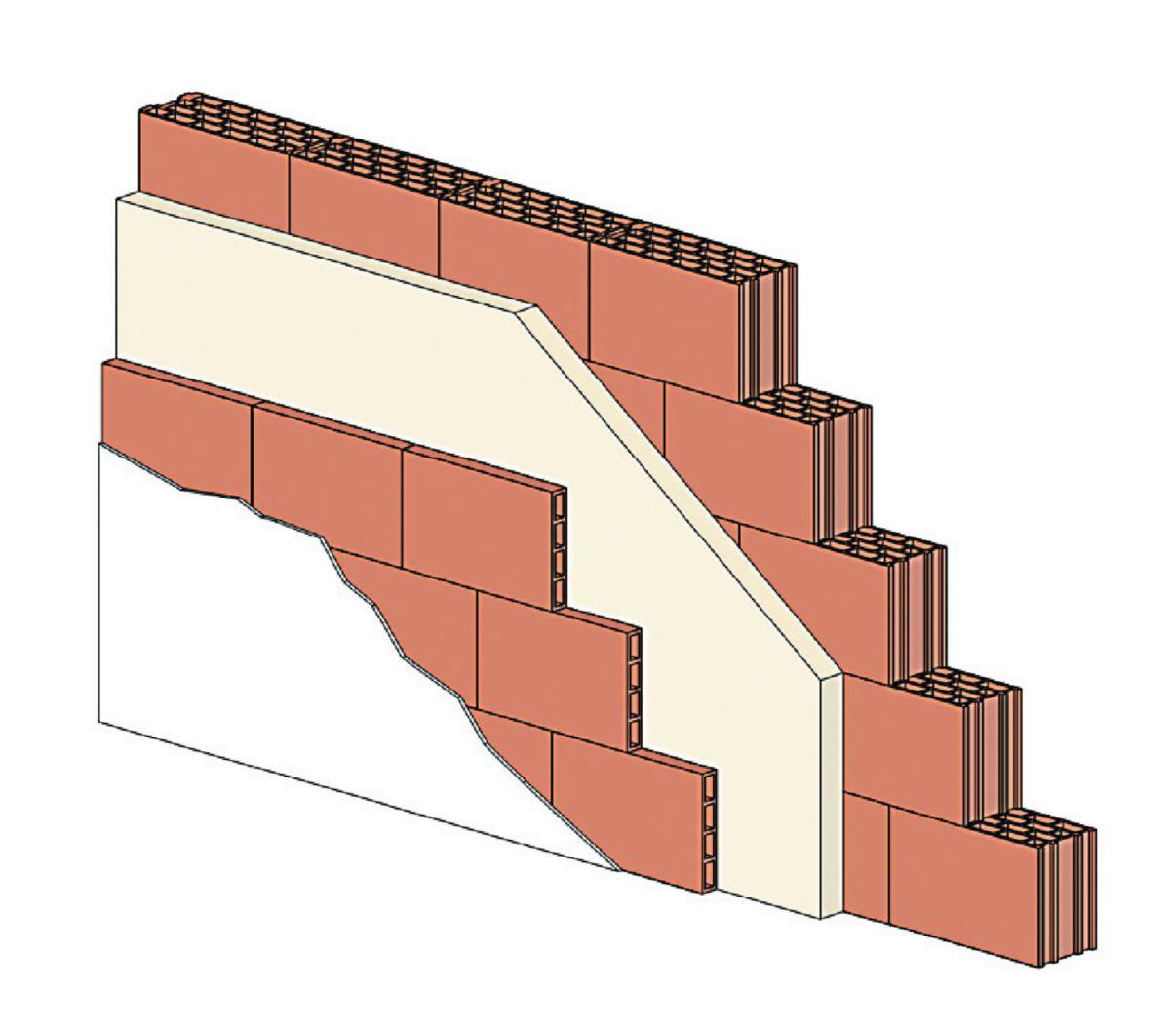 epaisseur isolation mur isolation totale des murs with