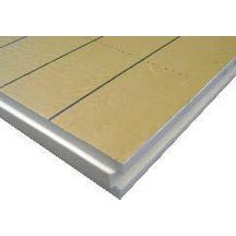 panneau polyur thane rain bouvet 4 c t s tms mf si p 80 mm 1 2x1 m r 3 7 m k w. Black Bedroom Furniture Sets. Home Design Ideas