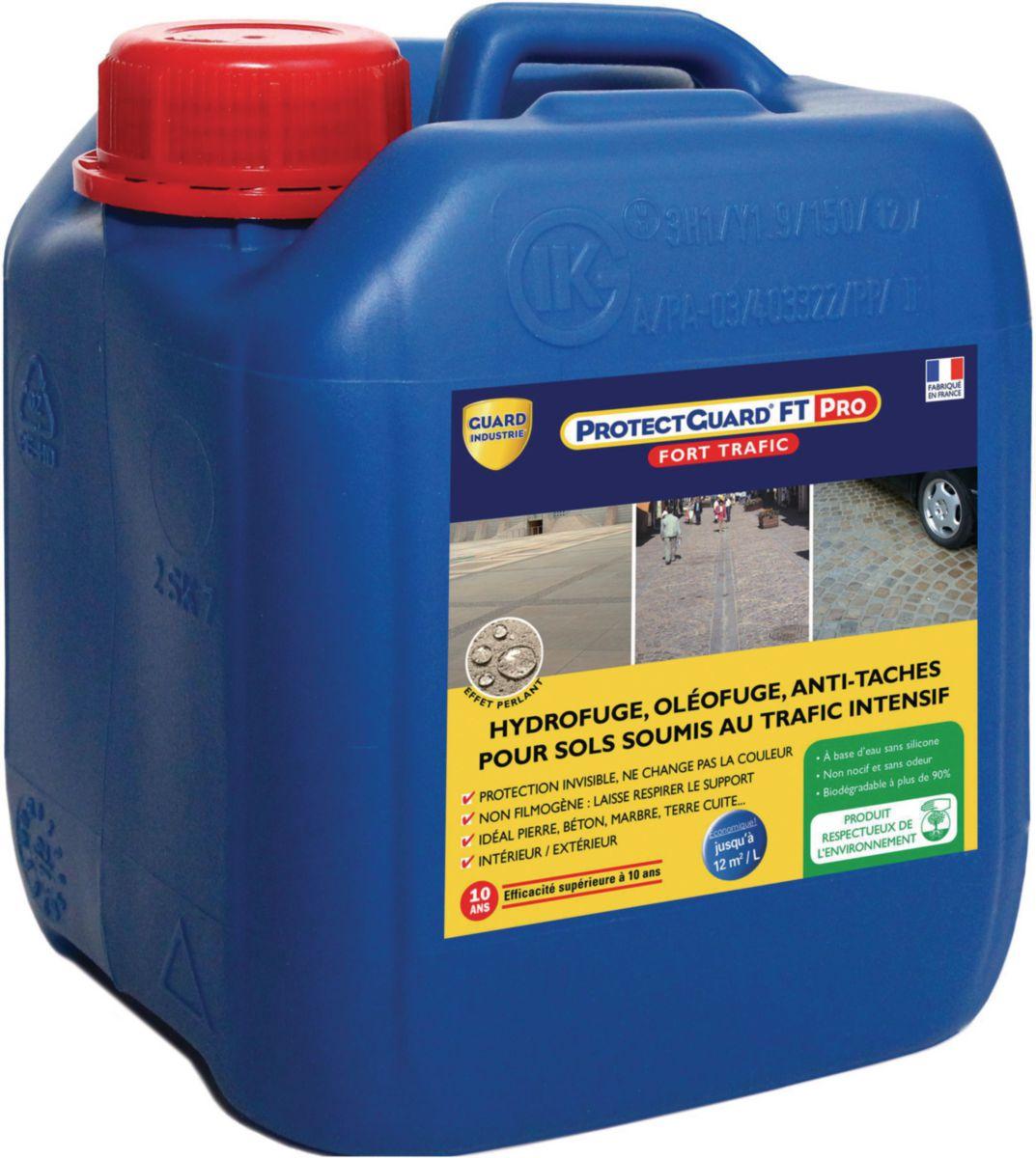 Protection Pour Matériaux Poreux Protecguard Pro   Bidon De 2 L   GUARD  INDUSTRIE   Décoration Extérieure   Distributeur De Matériaux De  Construction ...