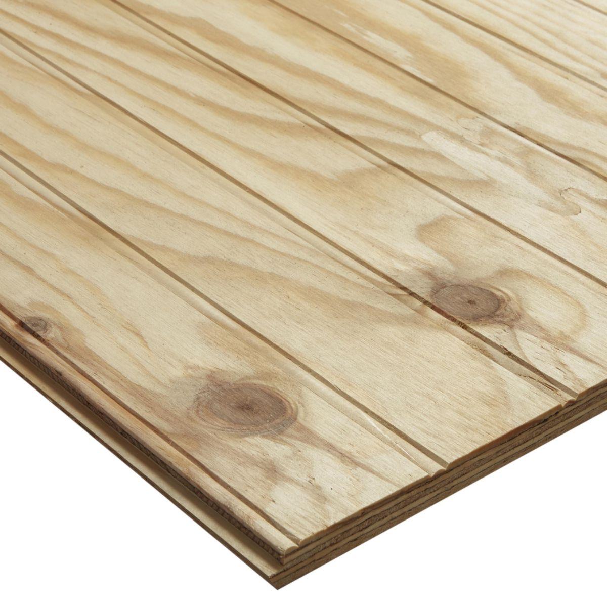Lambris bois exterieur sous toiture - Contreplaque marine leroy merlin ...