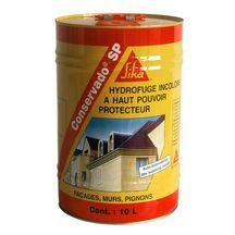 hydrofuge de fa ade sika conservado sp bidon 10 litres. Black Bedroom Furniture Sets. Home Design Ideas