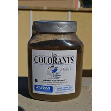COLORANT naturel ombre naturelle boîte de 1 litre