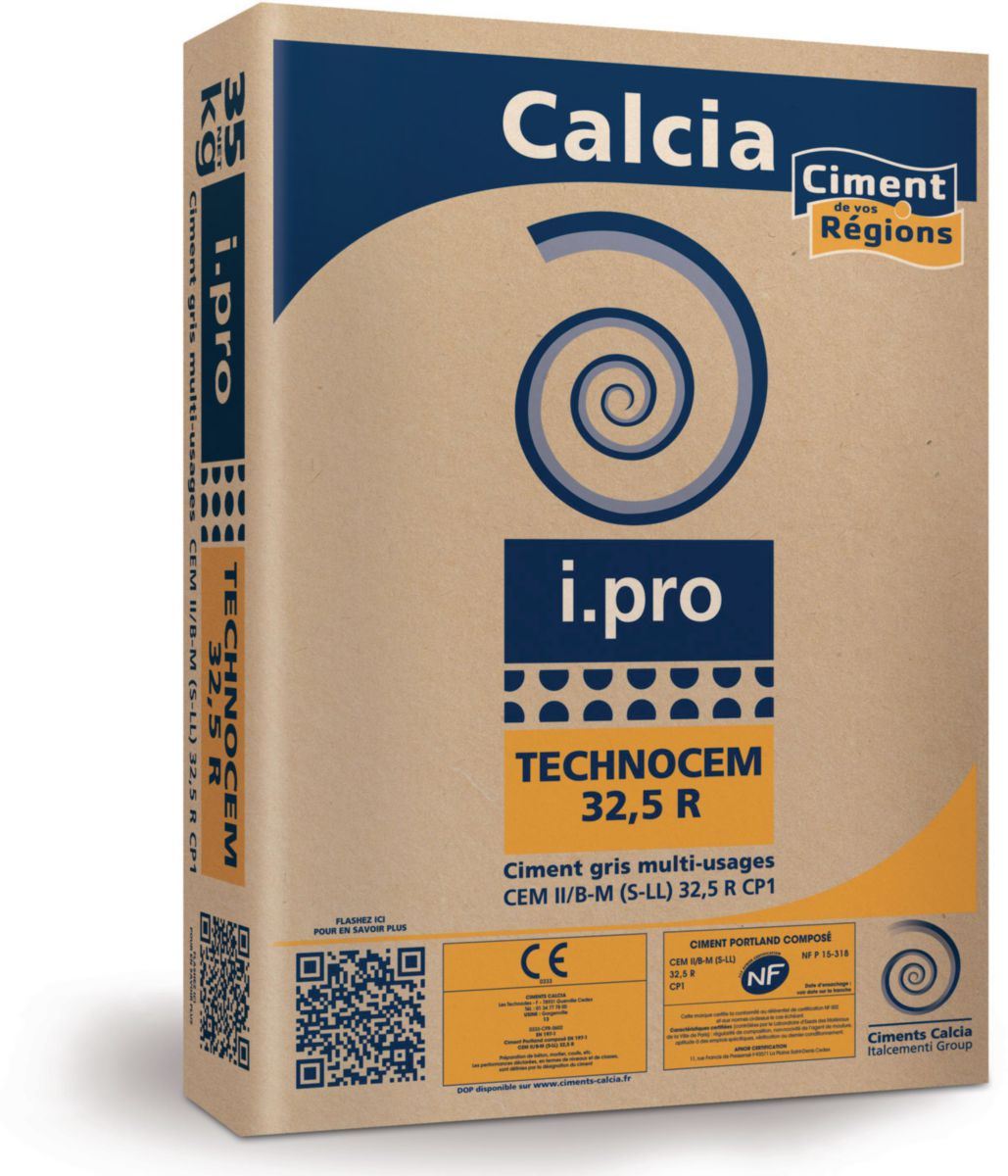 ciment gris pour btiment ipro technocem calcia r cem ii with panneau de coffrage ultibat. Black Bedroom Furniture Sets. Home Design Ideas