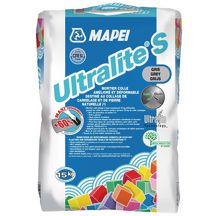 Mortier colle Mapei Ultralite S all�g� gris 15kg 2428215FR
