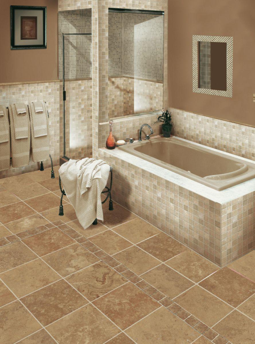 Best deco salle de bain travertin gallery for Deco salle de bain bois