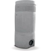 Rehausse de visite cylindrique en b ton rh201b diam tre - Rehausse chambre de visite beton ...