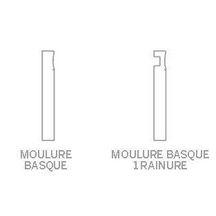 planche de rive sapin du nord 1 rainure 1 moulure basque trait classe 3 l 5 10 m. Black Bedroom Furniture Sets. Home Design Ideas
