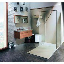 receveur douche akron slate 120x90 cm acquabella. Black Bedroom Furniture Sets. Home Design Ideas