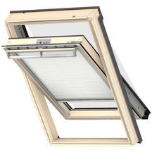 store pliss occultant isolant fhc pour fen tre de toit. Black Bedroom Furniture Sets. Home Design Ideas